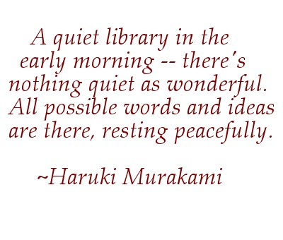 LibraryQuote